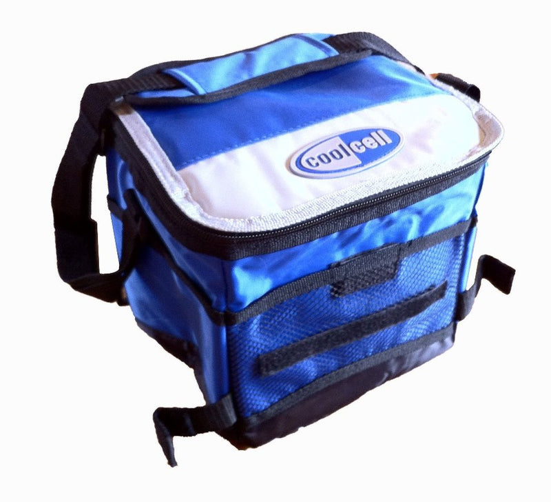 Coolcell Collapsible Twelve Can Cool Bag