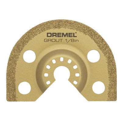 Dremel Multi-Max 1/8 Inch Grout Removal Blade MM500