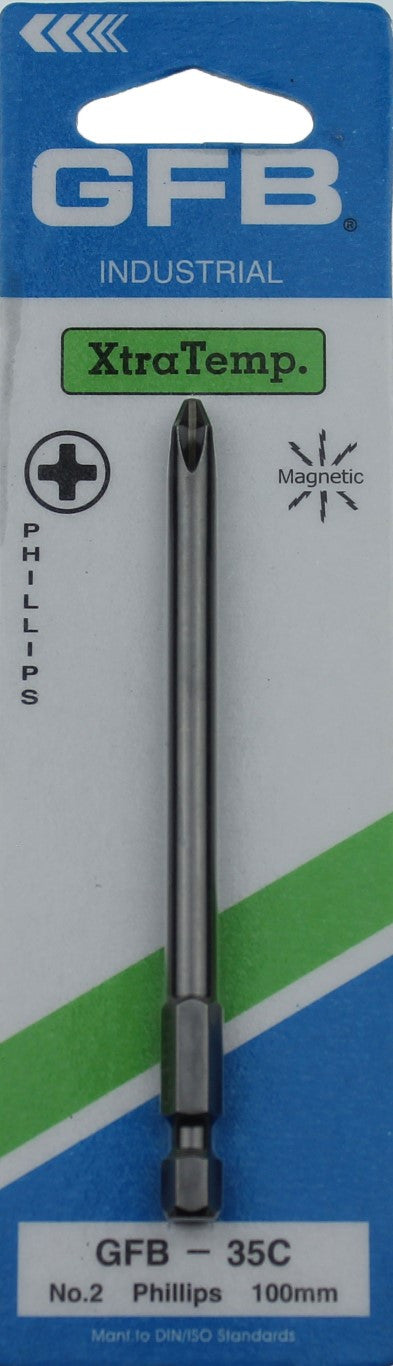GFB No.2 Phillips 100mm GFB-35C