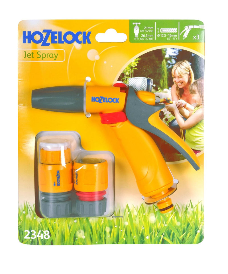 Hozelock Jet Spray Starter Set 2370