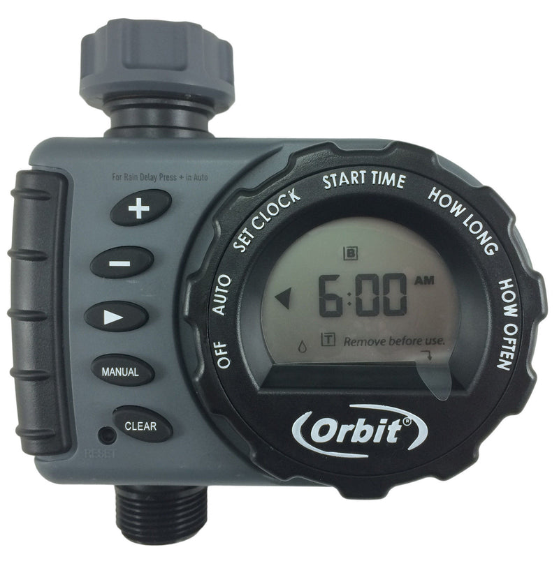 Orbit One Outlet Tap Timer 96781