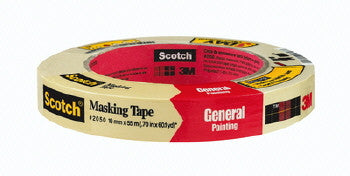 Scotch General Painting Masking Tape 18mm x 55m