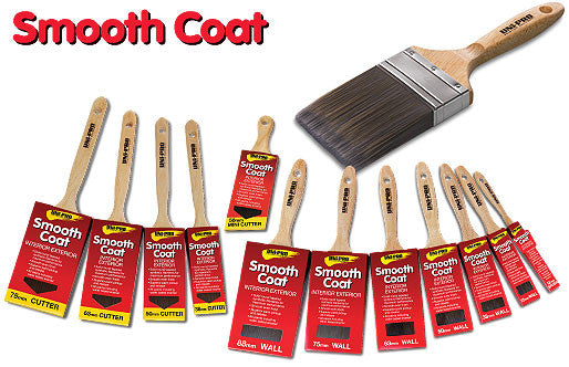 Uni-Pro Smooth Coat Cutter Paint Brush 75mm