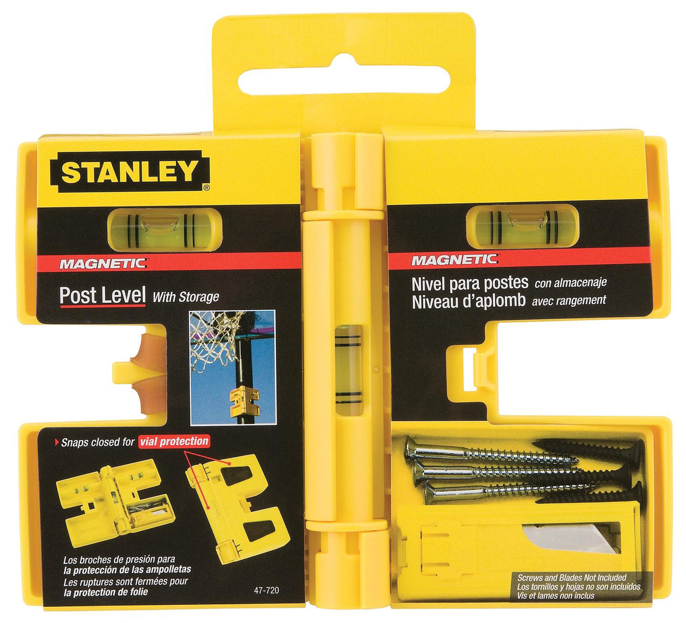 Stanley Magnetic Post Level: 47-720
