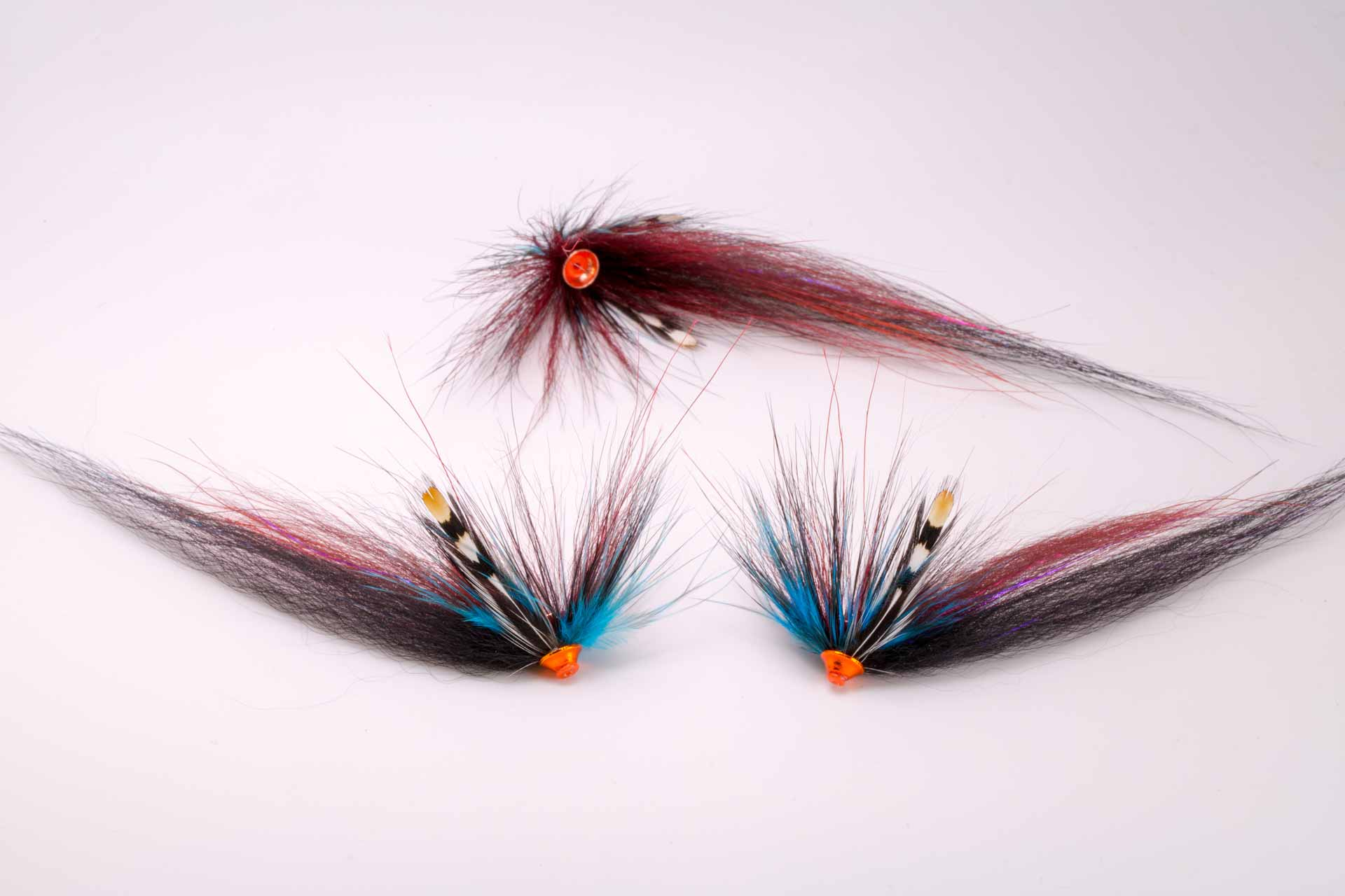 Tying a Thunder & Lightning Dark Tube Fly