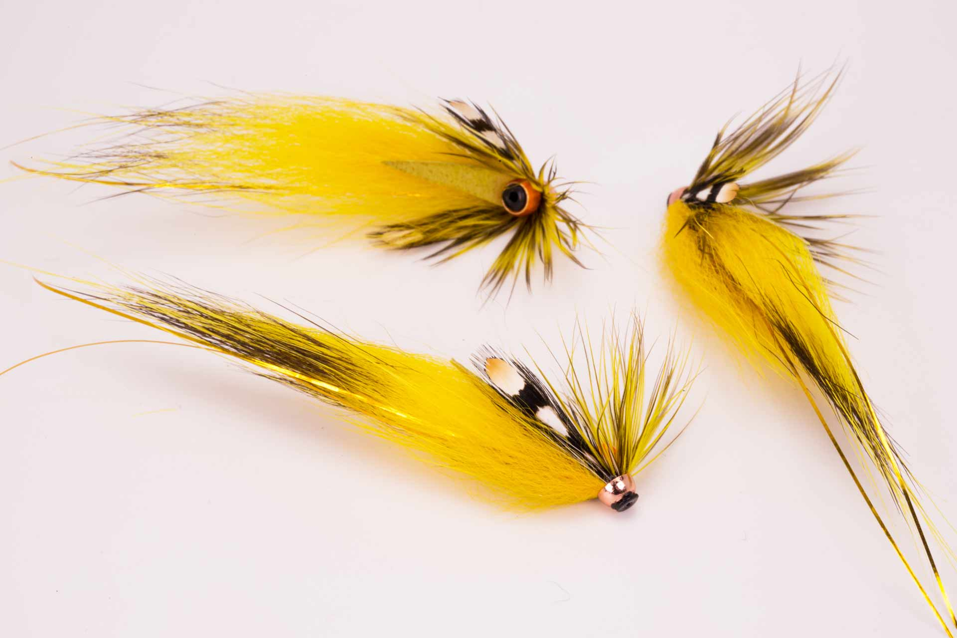 Tying a Banana Zonker tube fly