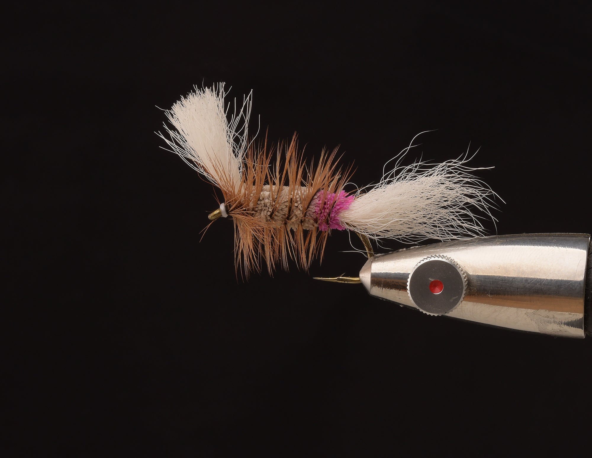 Dry flies for salmon