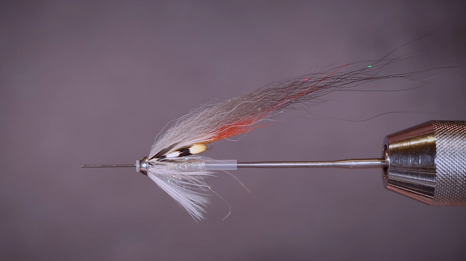 Tying the Ghosty Gunn tube fly