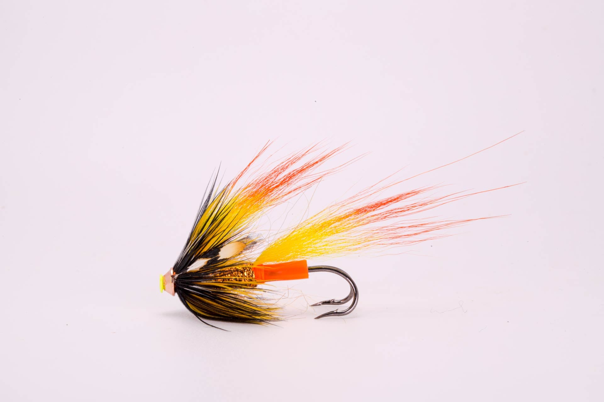 Tying a Lava Tail Shrimp Tube Fly