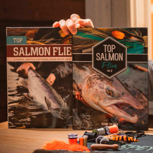 Behind the scenes of Top Salmon Flies