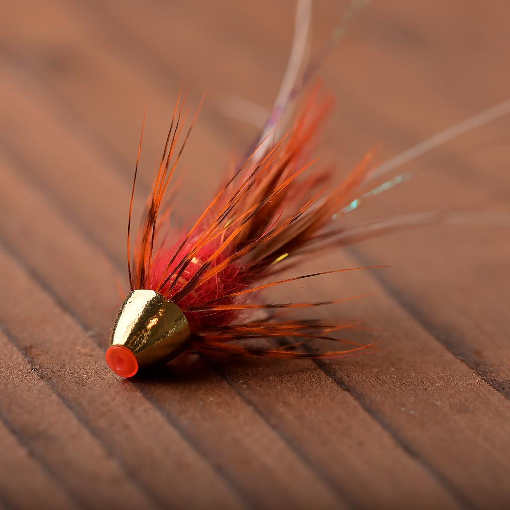 How to fish and tie the Red Francis