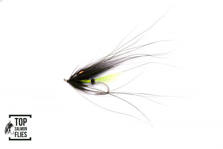 Green Butt- one of the greatest salmon flies all time?