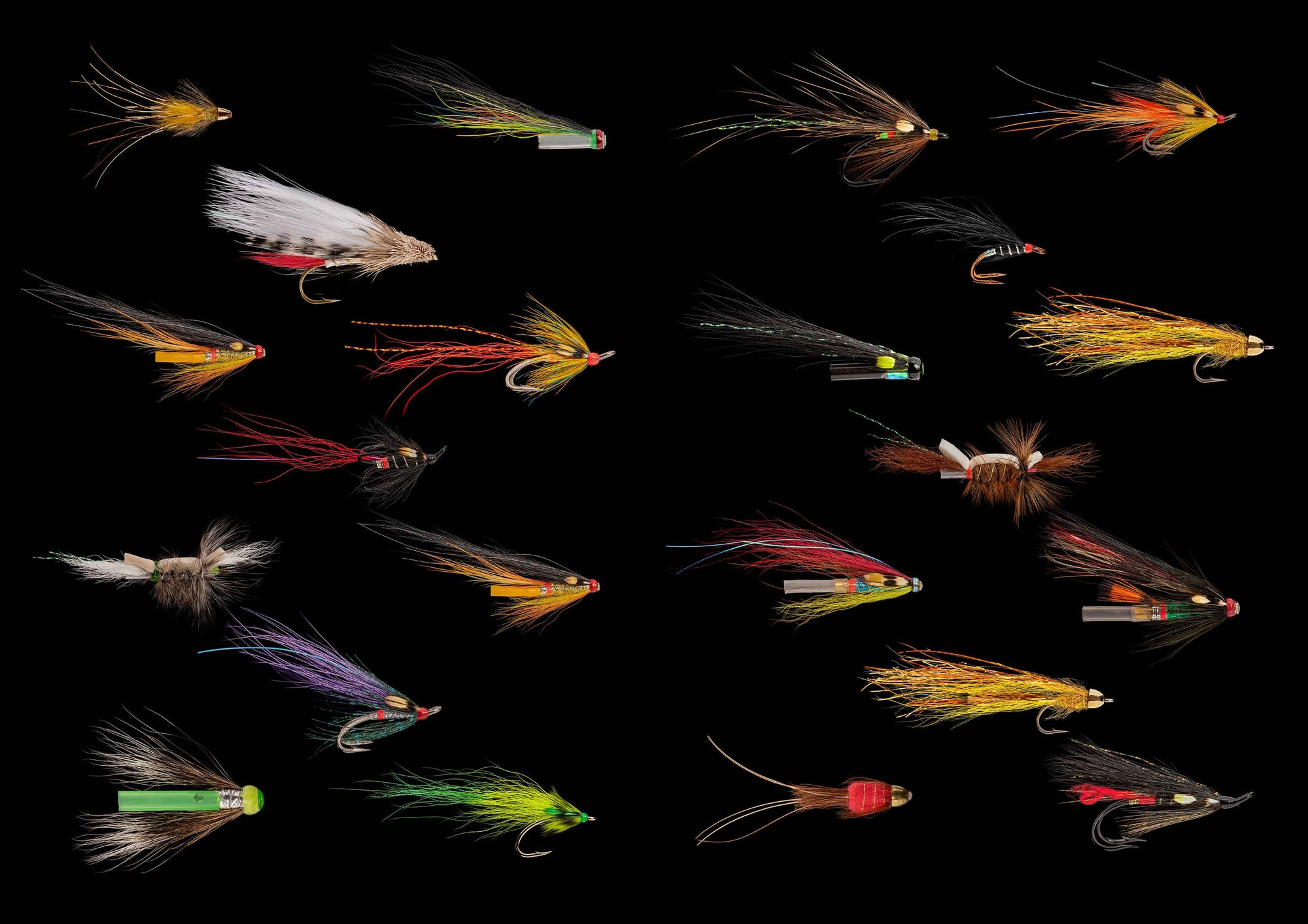Results - Best Salmon Flies for 2019