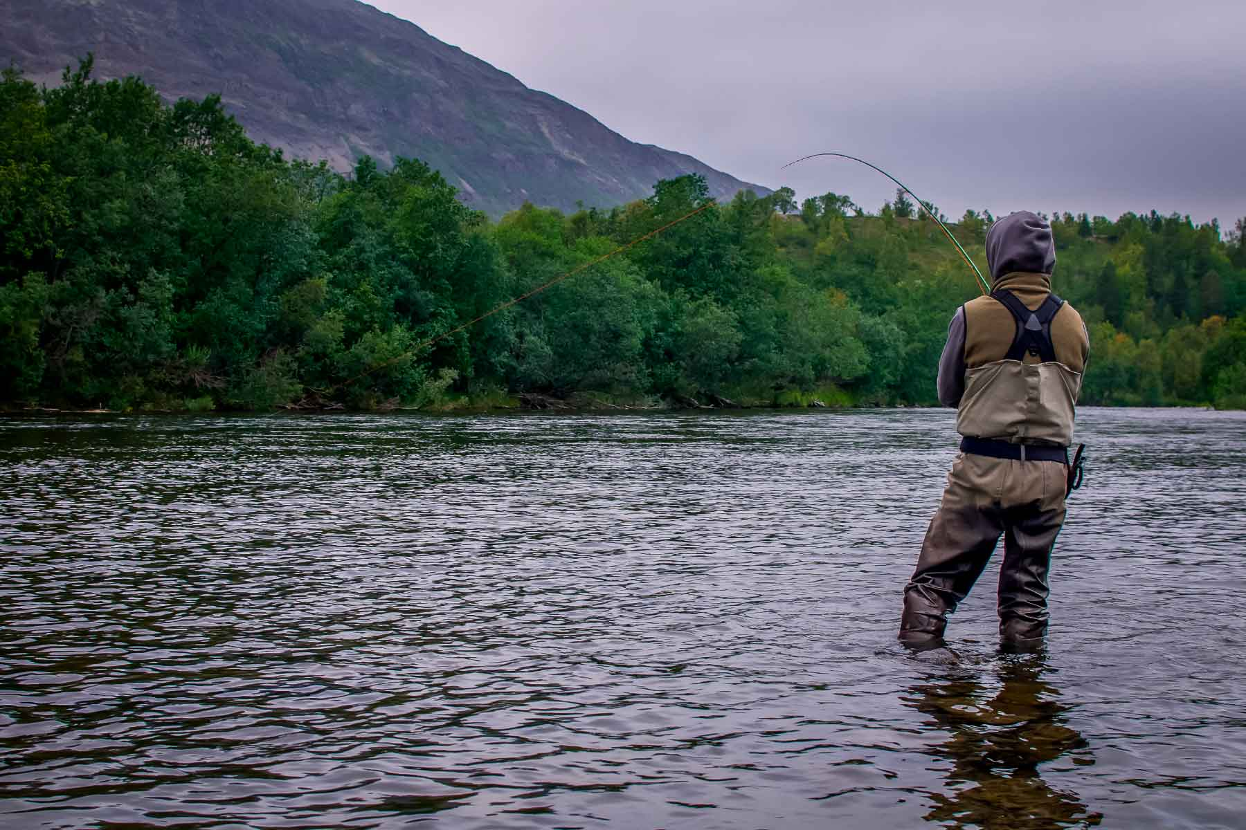 Salmon Flies for Finnmark