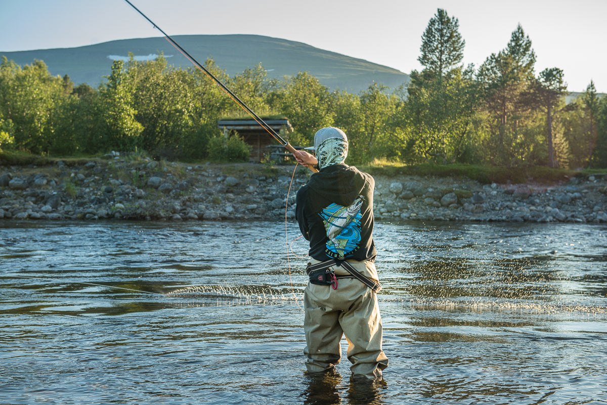 Fly fishing hoodies and sweaters