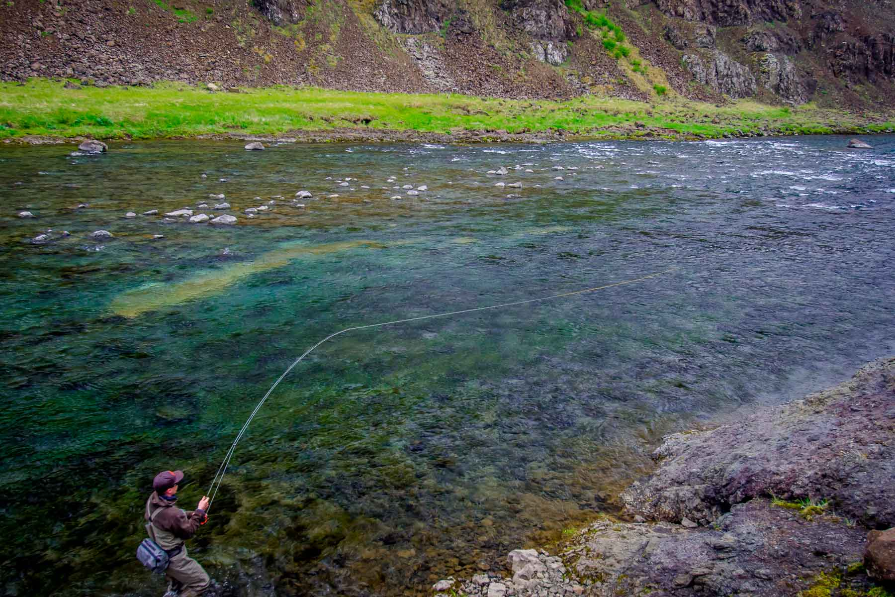 Salmon Flies for Iceland