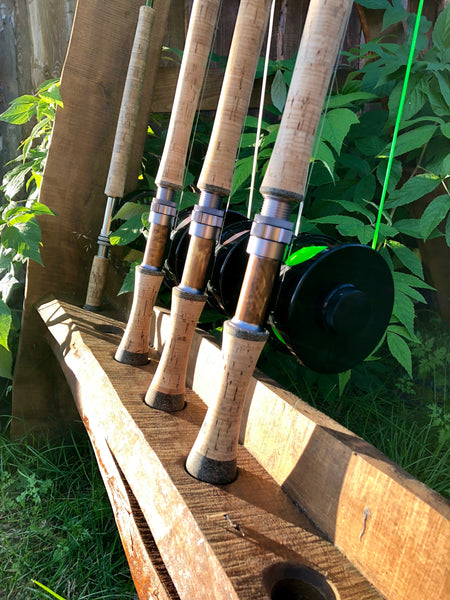 vision xo fly rods and matching lines