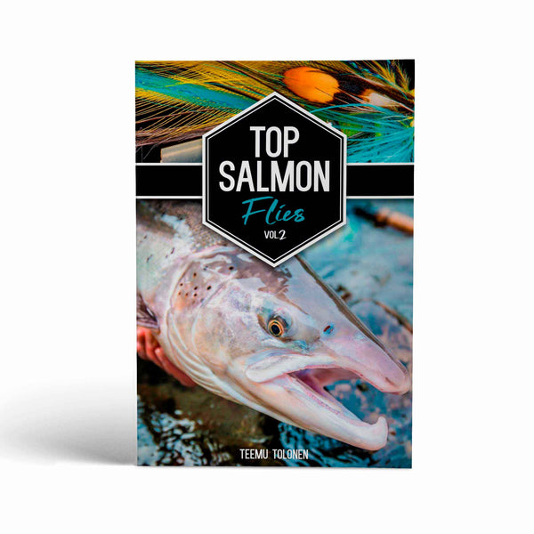 top salmon flies