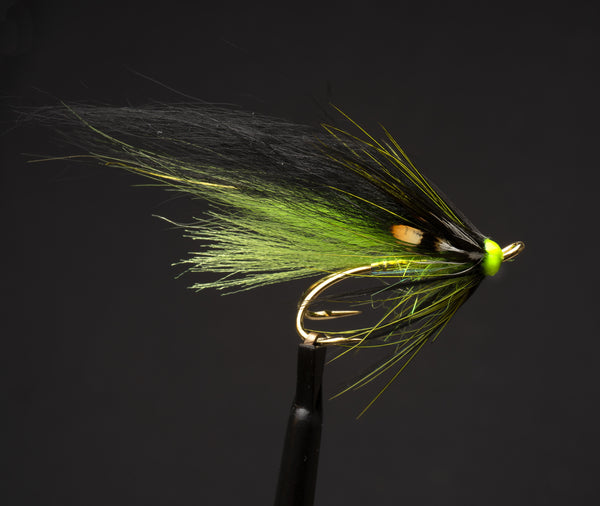 Weedlander fly pattern - big salmon fly