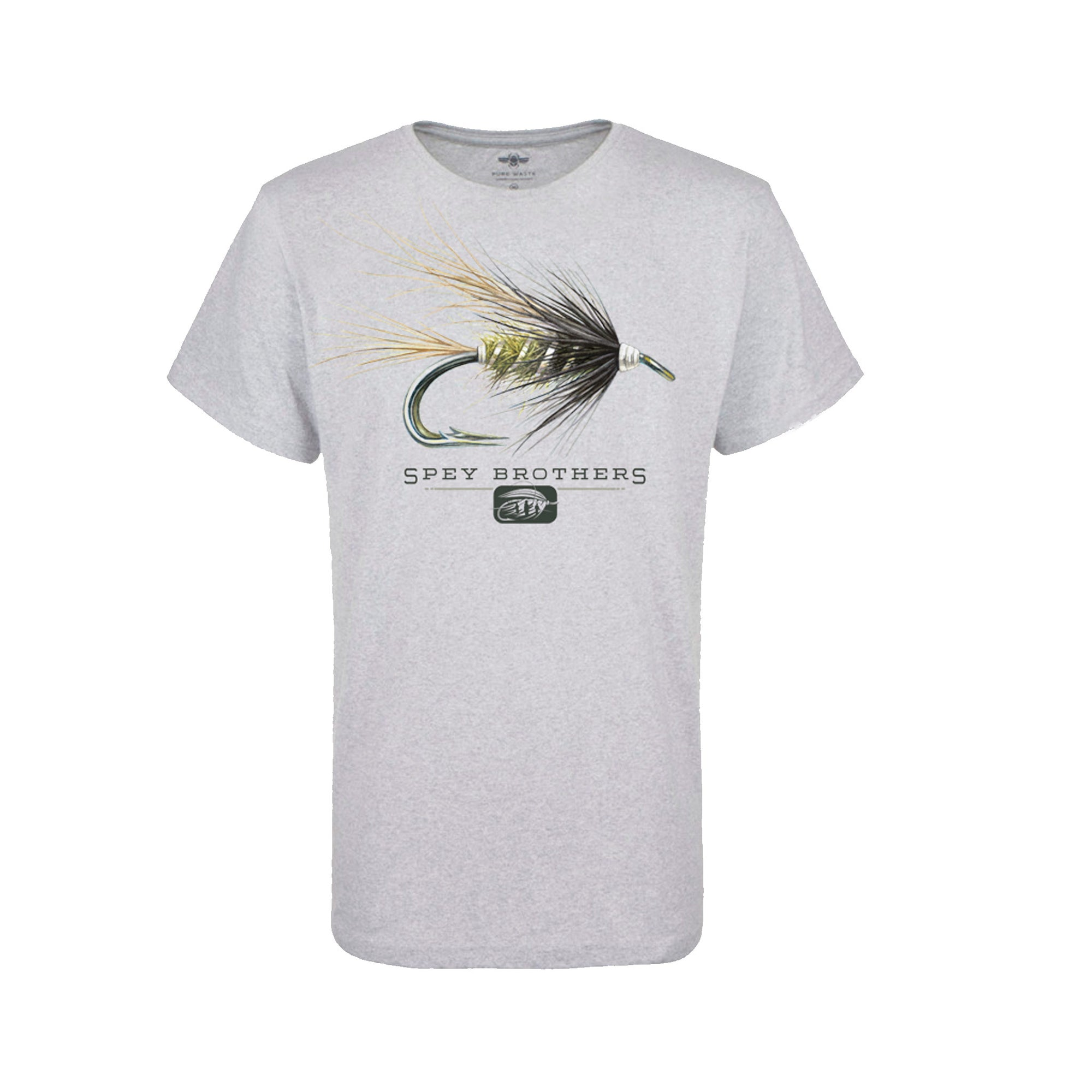ake fly fishing t-shirt