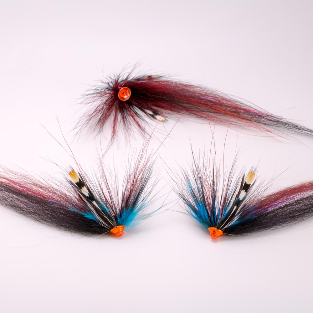 Thunder & Lightning Dark Tying Kit