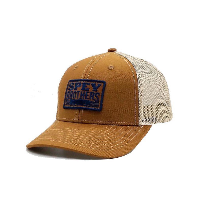 Trucker Cap Light Brown