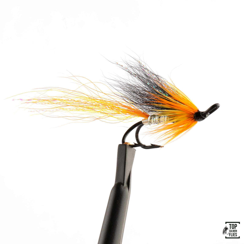 Ally's Cascade Shrimp (Black double)