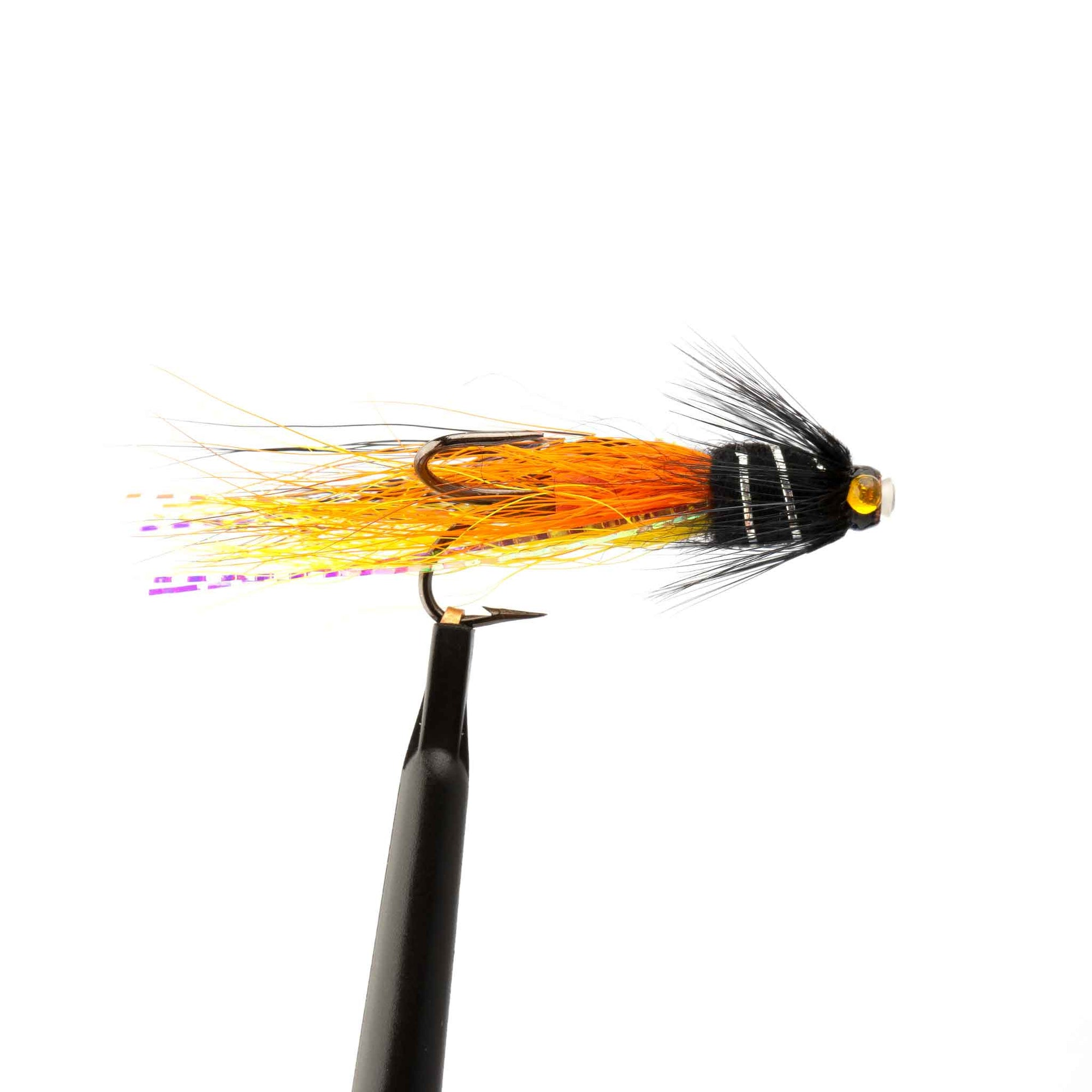 Snaelda-Krinkle-Yellow/Orange/Black
