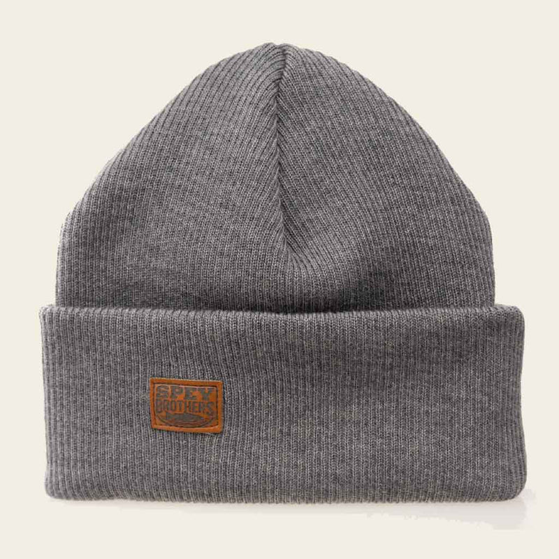 Merino Wool Hat Grey