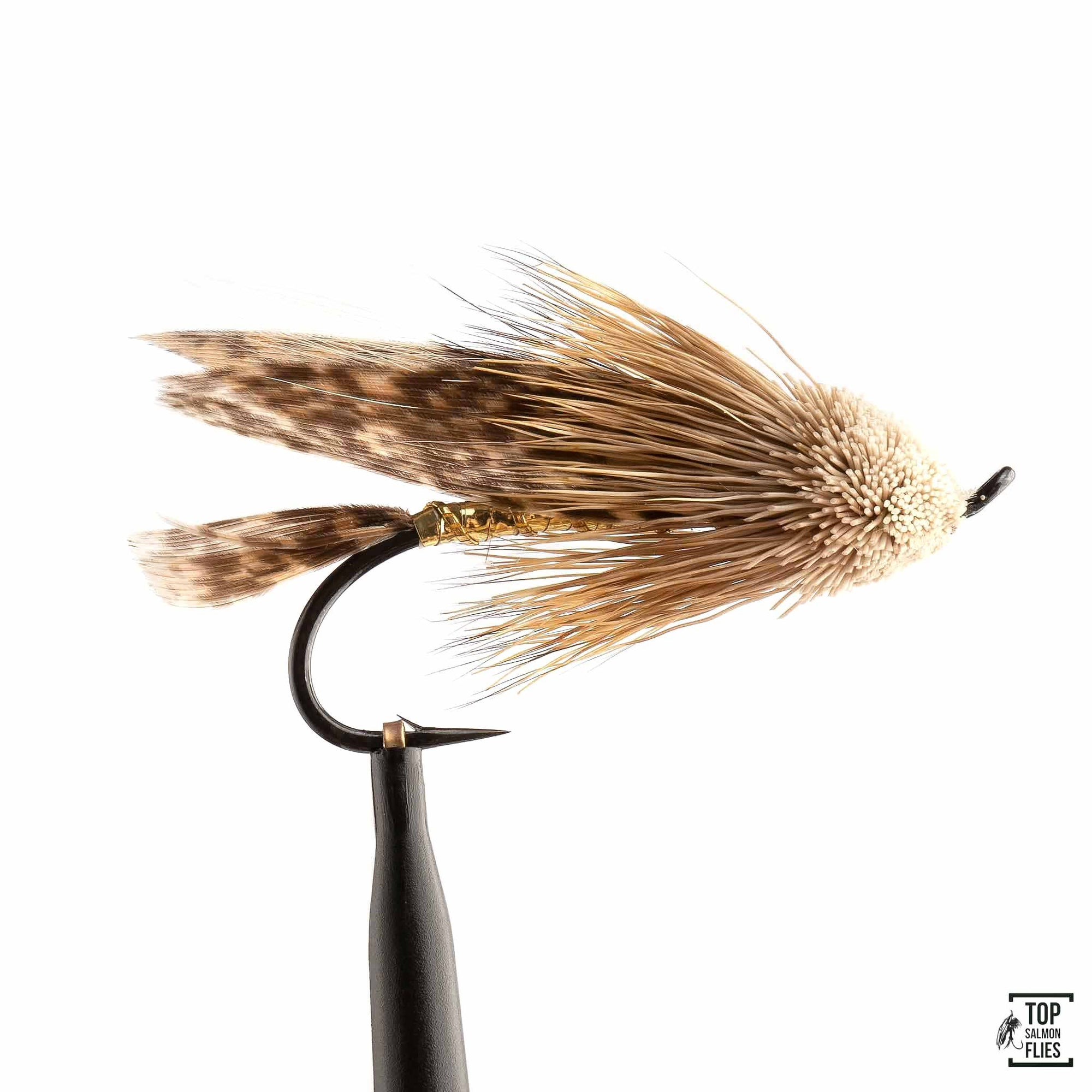 Muddler Minnow (Black Single)