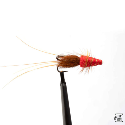 Red Frances Fly Tying Kit