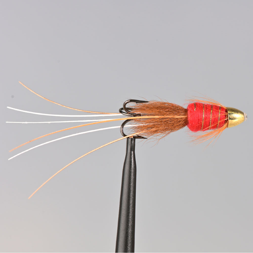 Red Francis Tungsten Conehead
