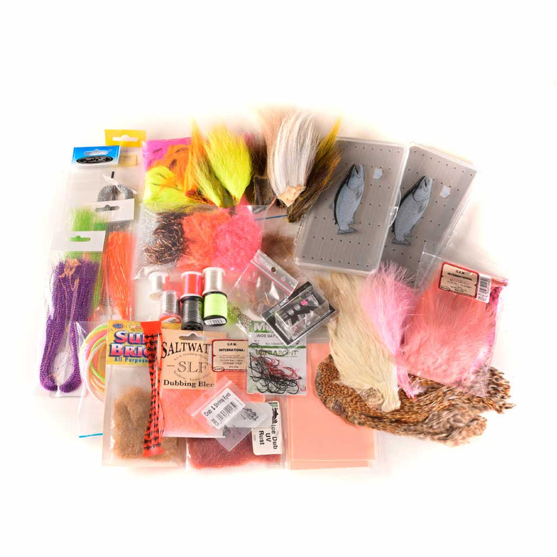 Ultimate Sea Trout Tying Kit
