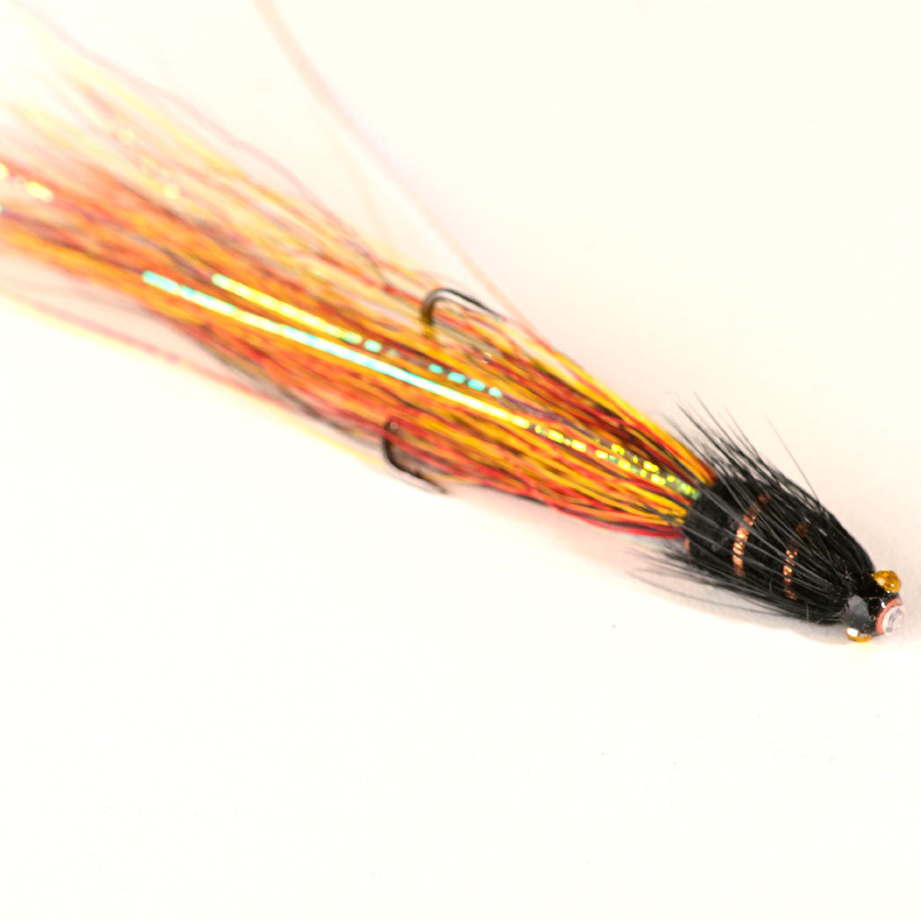 Snaelda Krinkle Copper/red