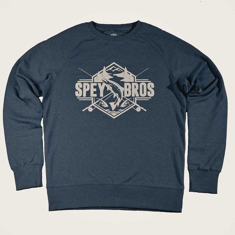 Spey Brothers Sweater Navy