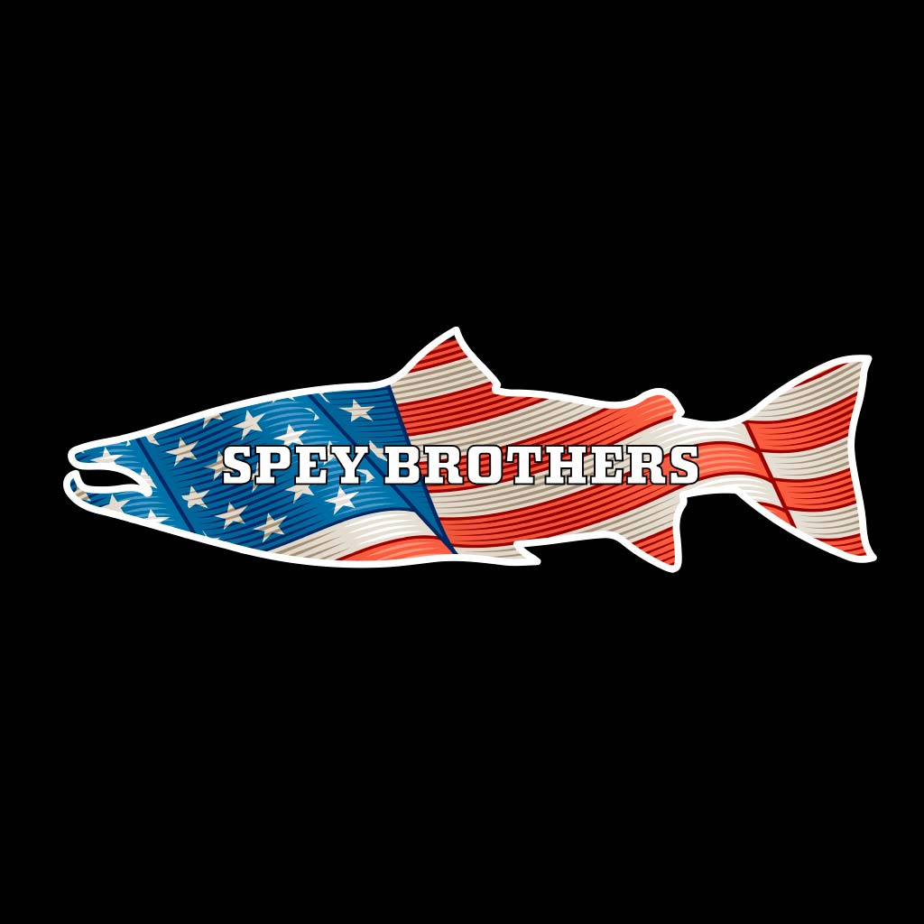 Fish Local decal - United States
