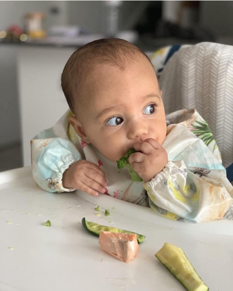Say Yes to the Mess – Baby Led Weaning