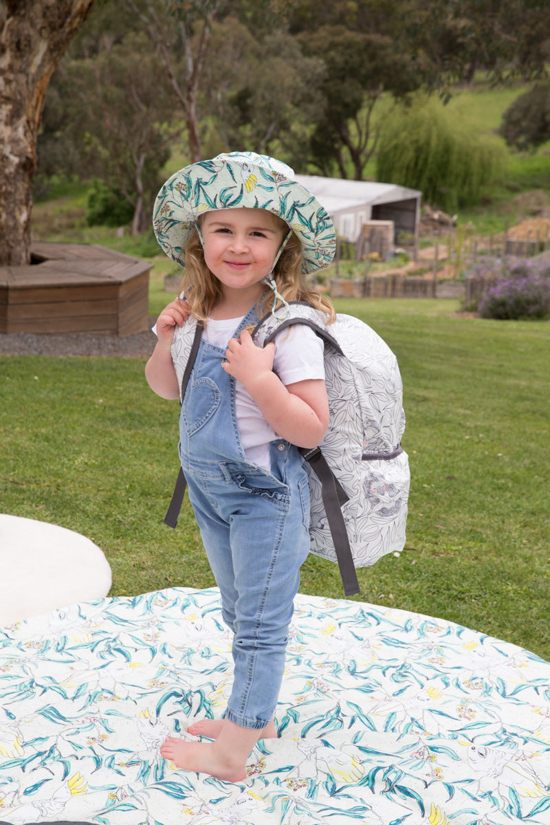 Backpacking through Toddlerhood