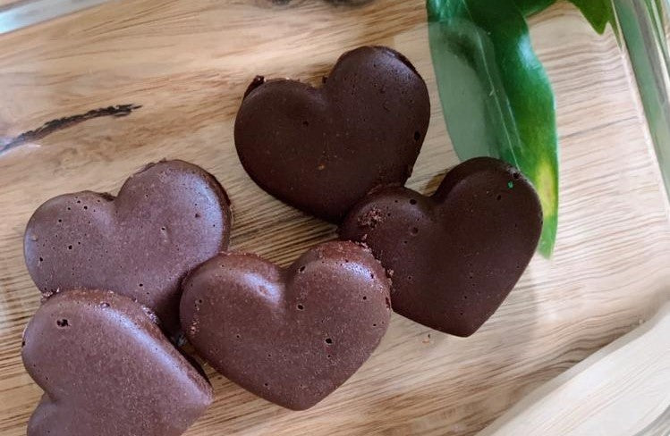 DIY Raw Chocolate Easter Treats