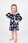 Crystals Multi-Purpose Robe