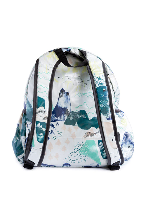 Blue Mountains Expect-A-Spill Backpack (was $74)