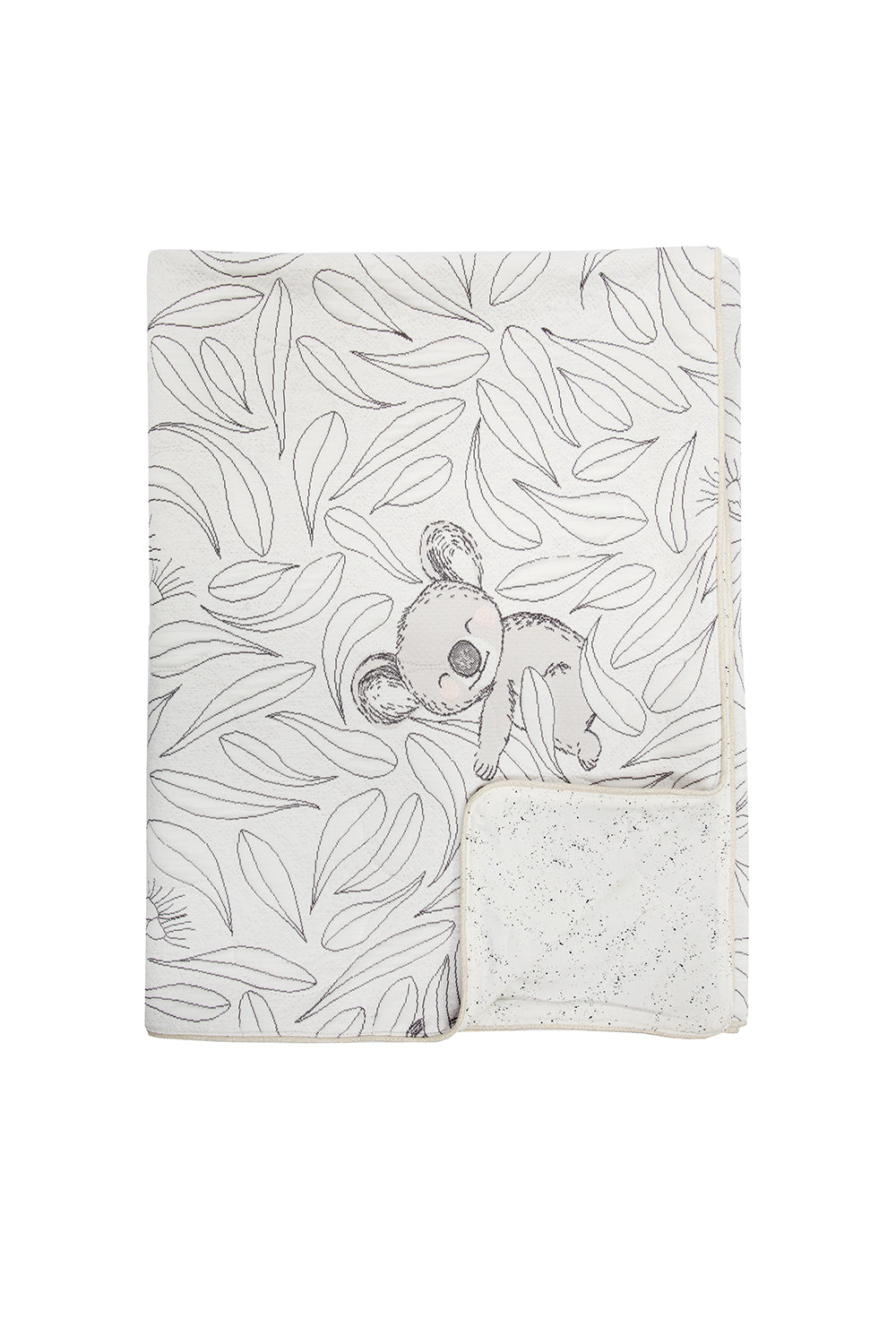 Cuddly Faces All Seasons Bedspread 2.1 x 1.4m