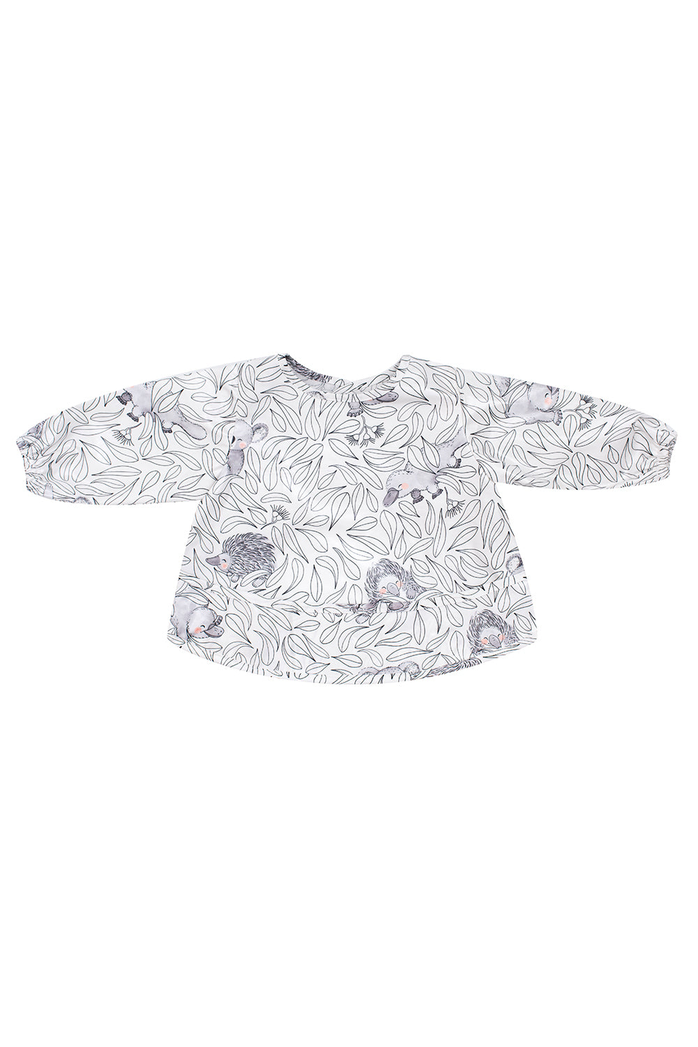 Cuddly Faces Long Sleeve Smock