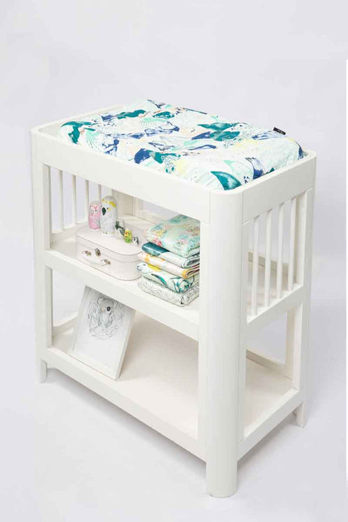 Blue Mountains Expect-A-Spill Bassinet Sheet