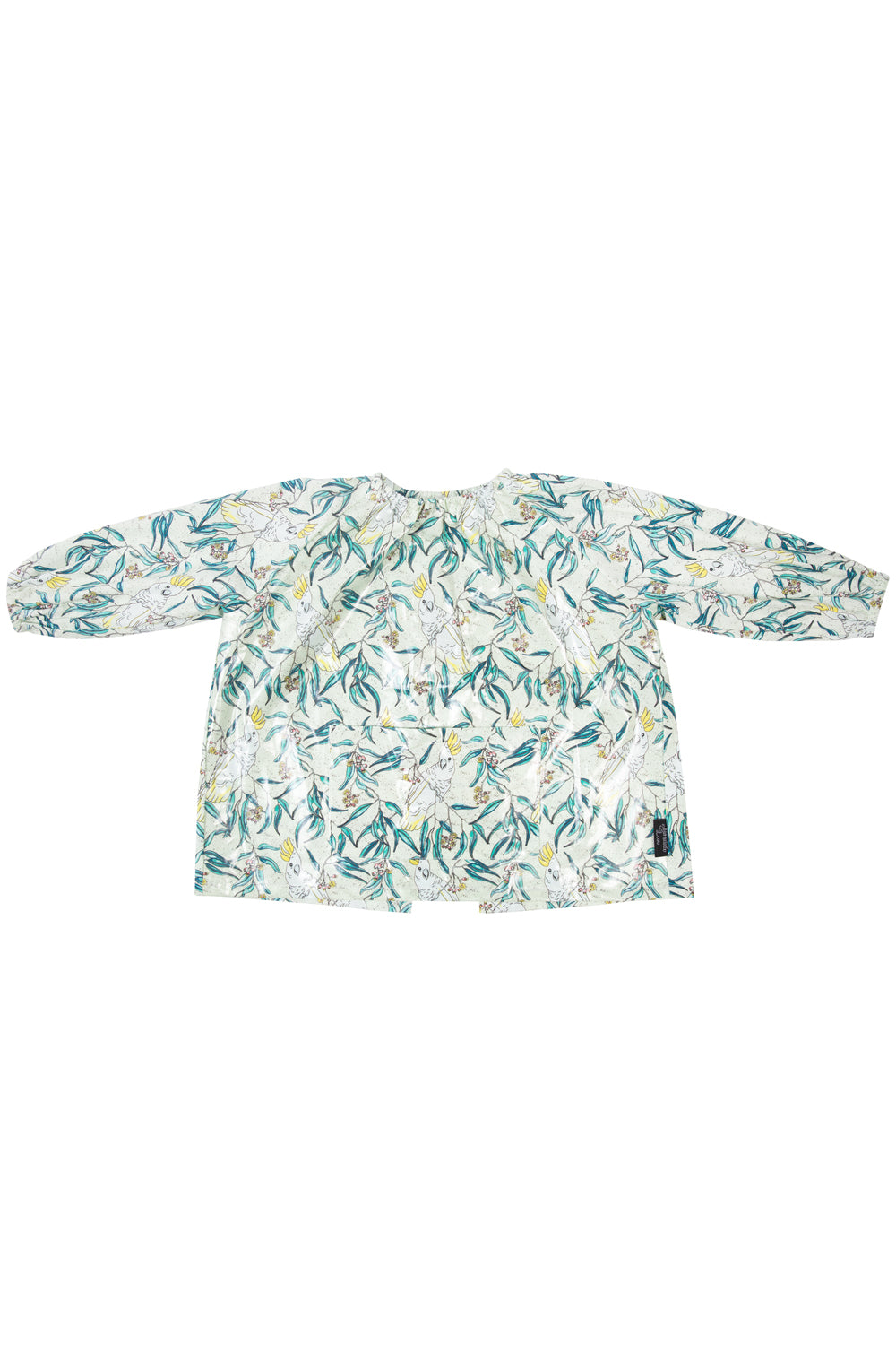 Cockatoo Art Smock