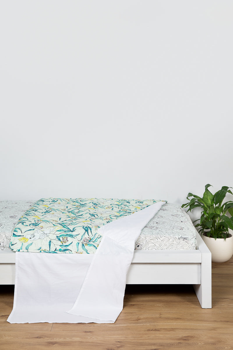 Cockatoo Expect-A-Spill Bed Pad