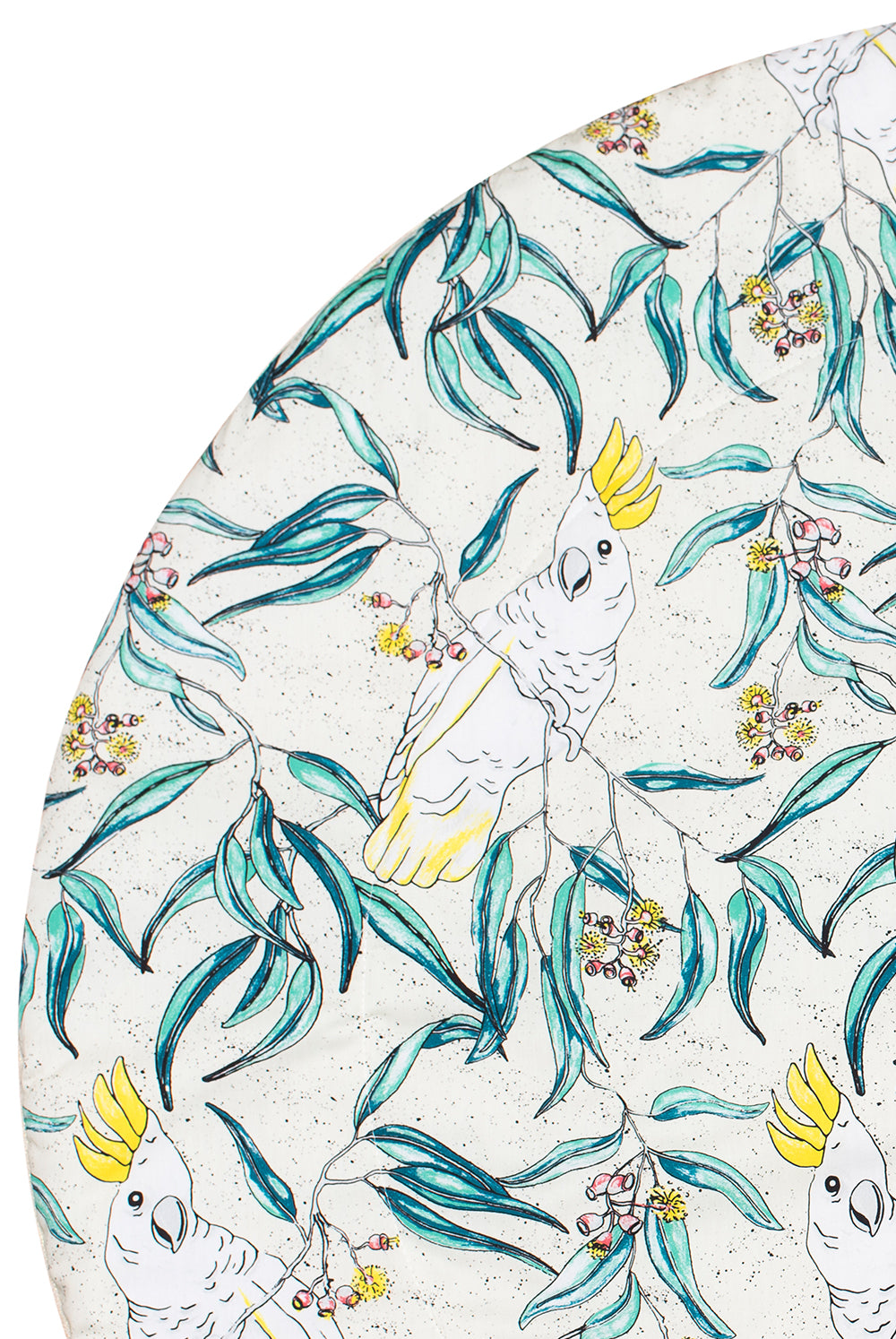 Cockatoo Activity Mat (Pre-Order Only)