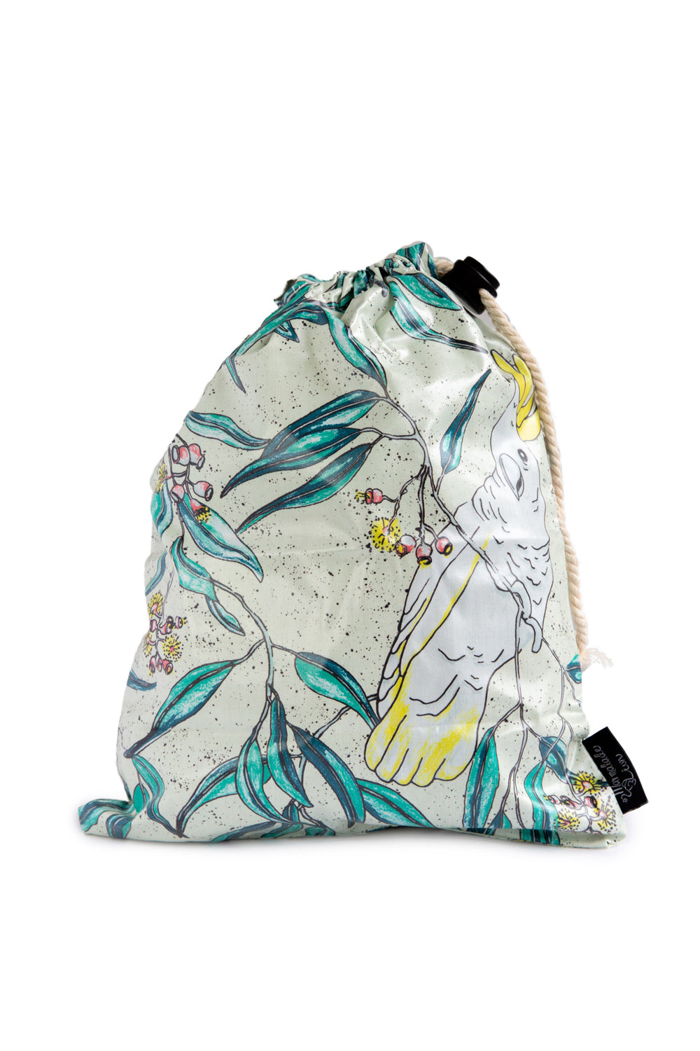 Cockatoo Wet Bag (Pre-Order Only)