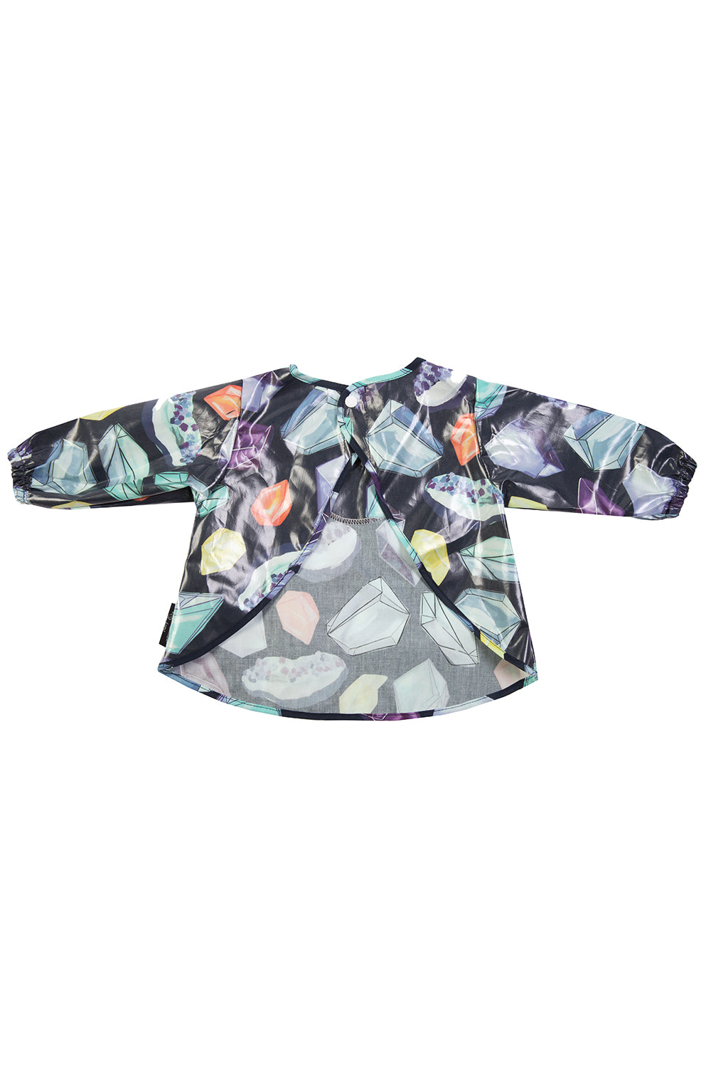 Crystals Long Sleeve Smock