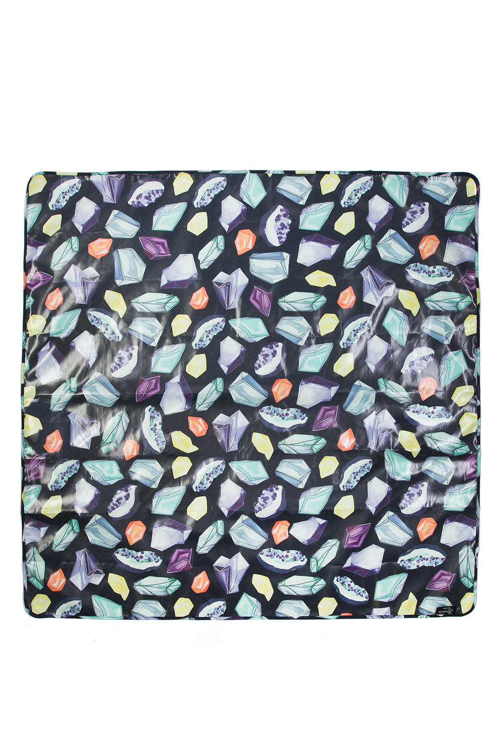 Crystals Splat Mat